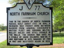 North Farnham Episcopal Church Cemetery
