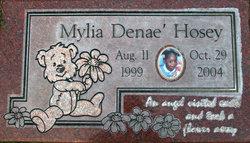 Mylia Denae' Hosey