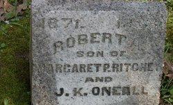 Robert O'Neall