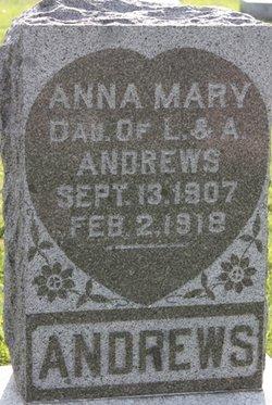 Anna Mary Andrews