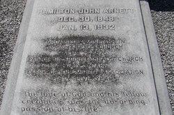 Hamilton John Arnett