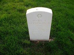 Sgt Mark R Reynolds, Jr
