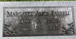 Margaret Alice <i>Hicks</i> Farrell