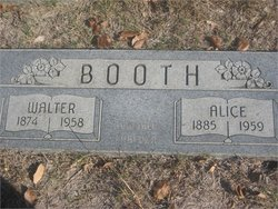 Alice Irene <i>Smith</i> Booth