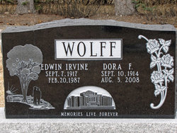 Dora <i>Findlay</i> Wolff