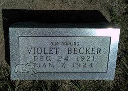 Violet Becker