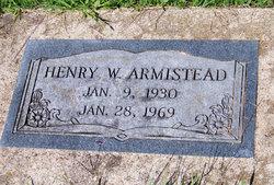 Henry Wilburn Armistead