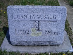 Juanita W <i>Smith</i> Baugh