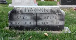Helen <i>Bartle</i> Bacon