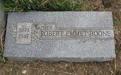 Robert Emmet Boone