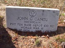 John C. Cantu