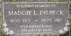 Madgie L. Dilbeck