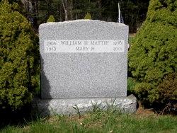 Mary Helen <i>Doyle</i> Mattie