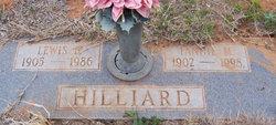 Lewis B Hilliard