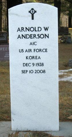 Arnold William Anderson