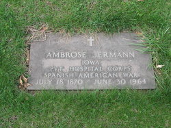 Ambrose Jermann