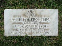 Willie Harvey Edwards