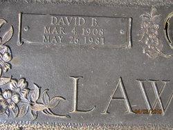 David B Lawton