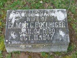 Edna Mae <i>Scanlon</i> Bollinger