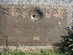 Bonnie Lucille <i>Walker</i> Angle