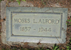 Moses Lafayette Alford