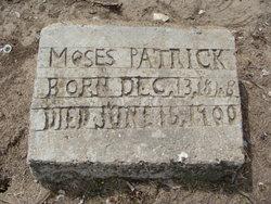 Moses Patrick