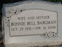 Bonnie Bell Bargman