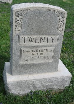 Manda R. <i>Cramer</i> Twenty