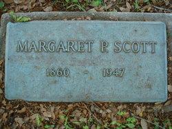 Margaret Priscella <i>Sharpe</i> Scott