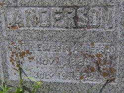 Gertie Elveria <i>Bengston</i> Anderson
