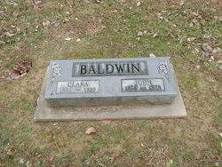 Clara <i>Shelby</i> Baldwin