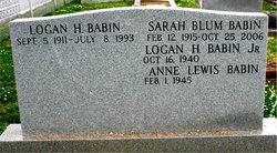 Sarah <i>Blum</i> Babin
