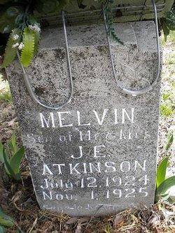 Melvin Atkinson