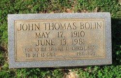 John Thomas Bolin