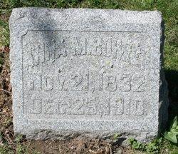 Anna M. <i>Ziegler</i> Bohrer