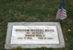 William Myscal Boyd