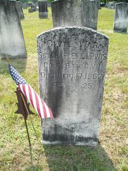 Sgt Charles E. Lewis