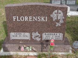 Barbara S. <i>Slivenski</i> Florenski