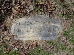 Pleasant Horne Kenady