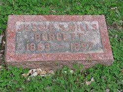Jessie S. <i>Mills</i> Burgett