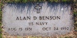 Alan D. Benson