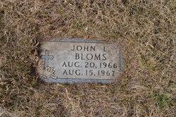 John Lyle Bloms