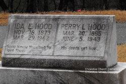 Ida E. <i>Collins</i> Hood