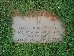 Gayle Boyles Birdsong