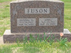 Jewel <i>Metcalf</i> Fuson