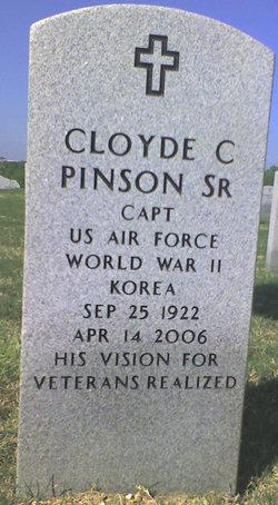 Cloyde C. Pinson, Sr