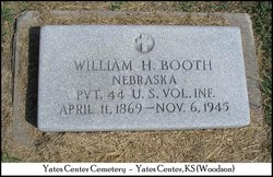 William Henry Booth