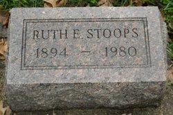Ruth Ethel <i>Danner</i> Stoops