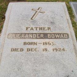 Alexander Bowab
