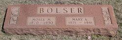 Mary A. Bolser